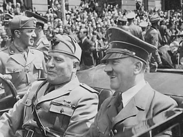 Hitlerův vzestup